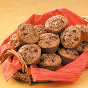 flax muffin